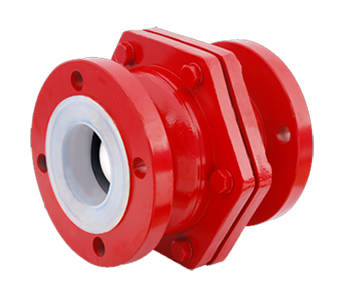 PTFE-LINED-BALL-CHECK-VALVE