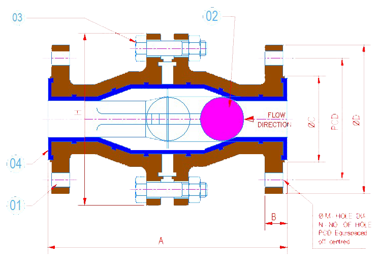 CROSS-SECTION-15-LINED-BALL-CHECK-VALVE