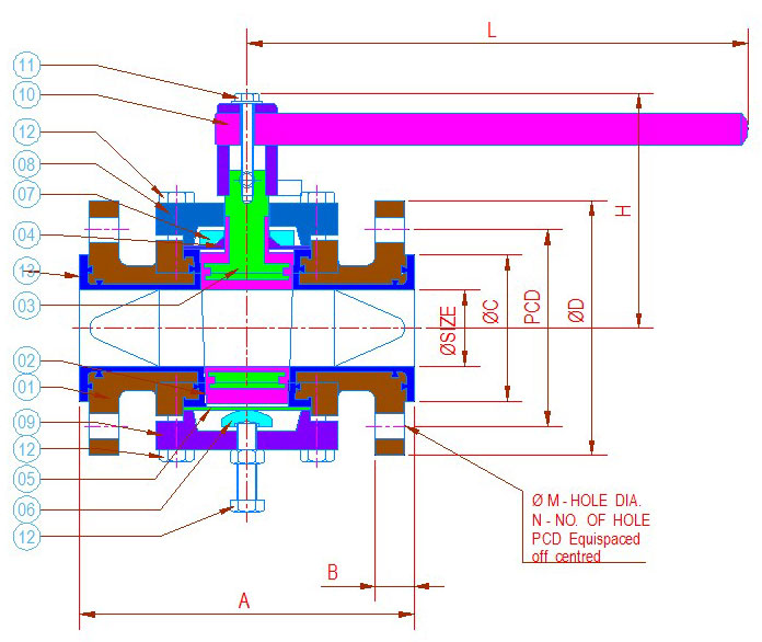 CROSS-SECTION-LINED-PLUG-VALVE